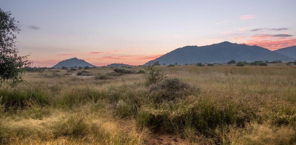 Pilanesberg landscape, South Africa