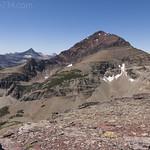 Red Mountain ridgeline