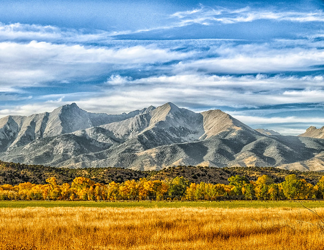New Mexico -  Mountains in the Fall