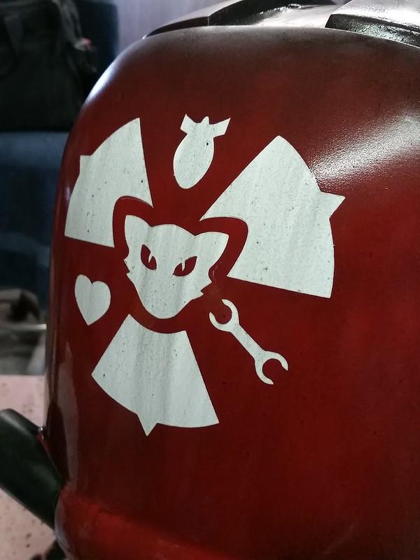 Atom Cats Stencil Plus Blackwash