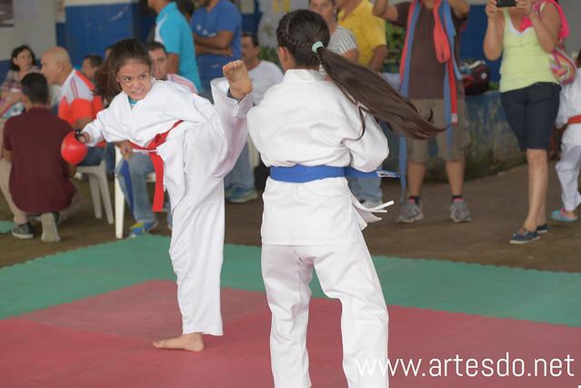 20170813 Cacaopera Karate Do