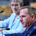 Air Force Chief of Staff Gen. David Goldfein and Secretary of the Air Force Heather Wilson testify about the Air Force's fiscal year 2018 budget request before the Senate Appropriations Committee for Defense, June 21, 2017, in Washington, D.C.  Key in this decision making process on funding and procurement of Air Force systems are the operational test reports command receives from the Air Force Operational Test and Evaluation Center (AFOTEC). (U.S. Air Force photo/Scott M. Ash)