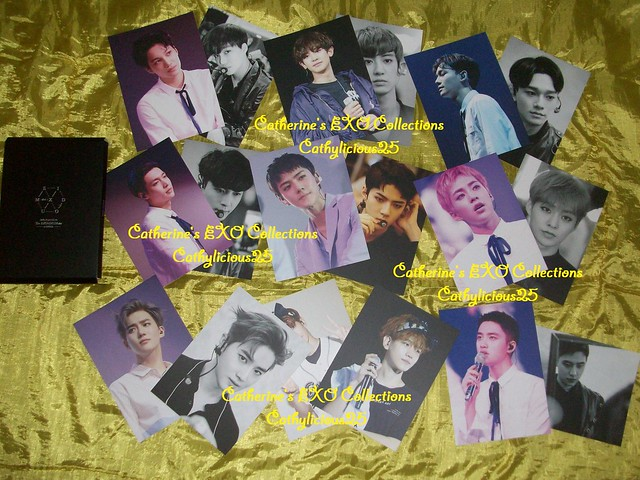 EXO Collections September 2017