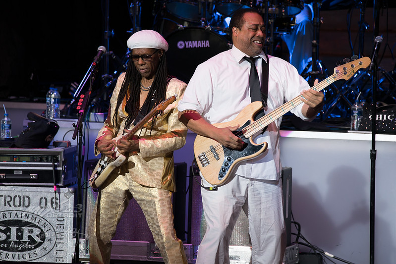 CHIC ft. Nile Rodgers | 2017.08.22