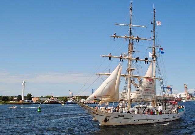 Hansesail Rostock (Explore)