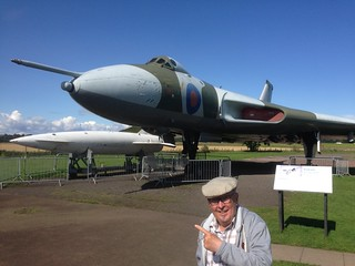 Avro Vulcan at the National Museum of Flight | by fred pipes