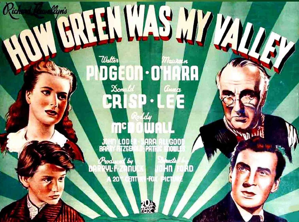 How Green Was My Valley - Poster 3 | José Baixinho | Flickr