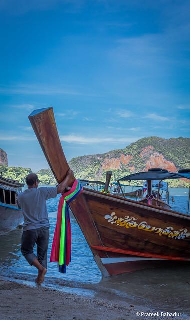 Phang Nga Bay, Thailand - James Bond Island