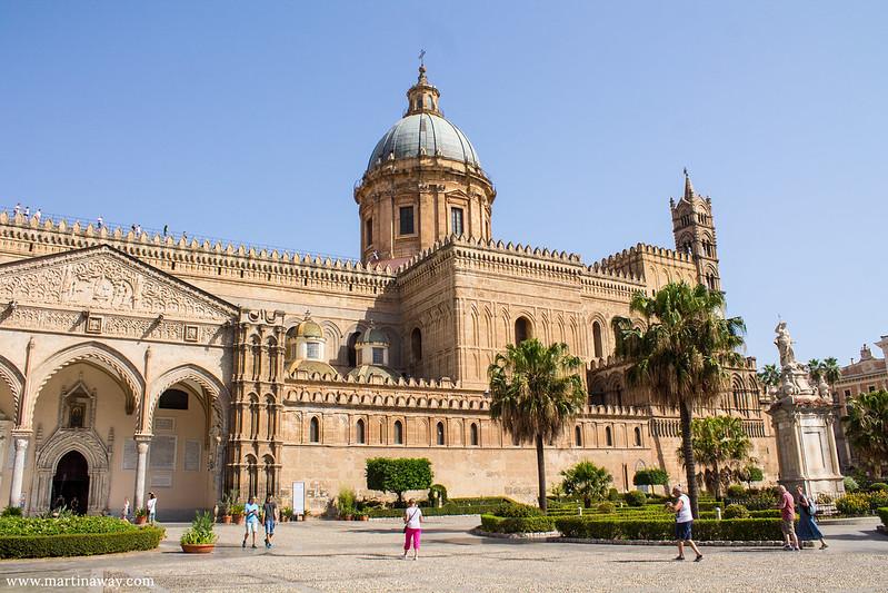 Cattedrale di Palermo, cosa vedere a Palermo