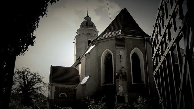 Pieszyce.Kościół pw.Św.Jakuba.