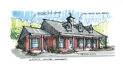 Caddy House Concept