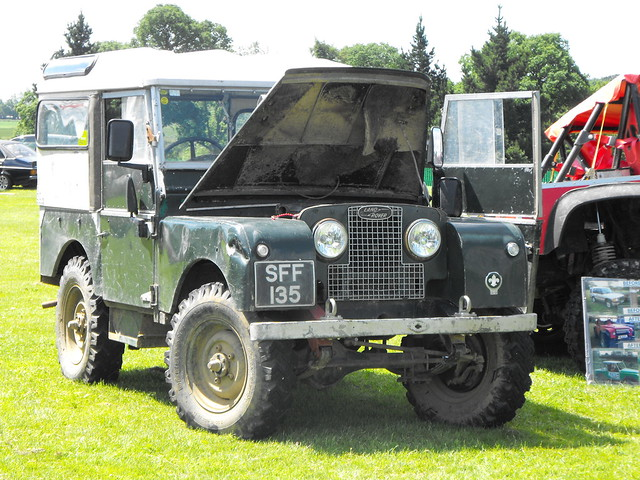 Land Rover - SFF 135