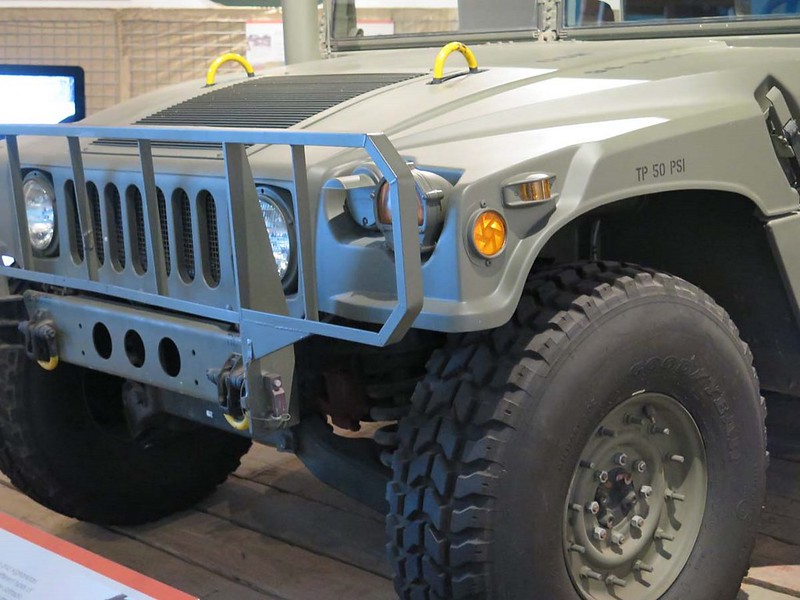 M1043 Up-Armored HMMWV 4
