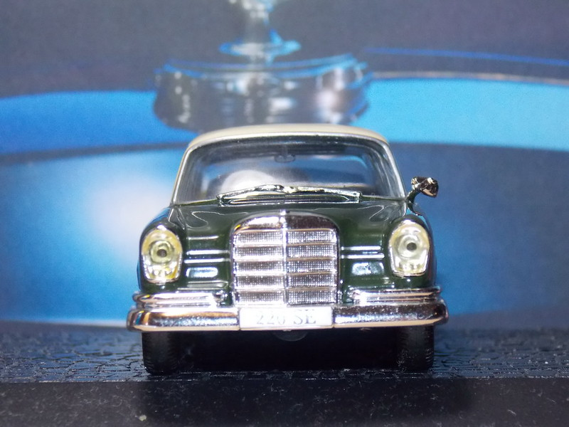 Mercedes Benz 220 SE – 1959