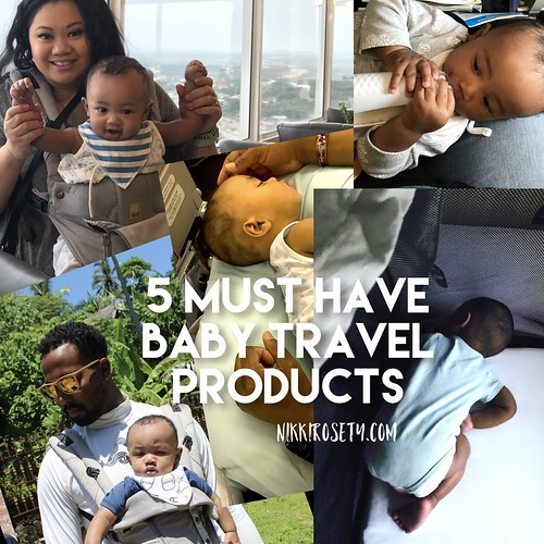 5 Must Have Baby Travel Products | by nikkirosety