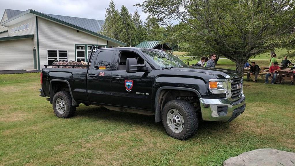 Maine Warden Service K9 Truck Kingsburyphotography Flickr