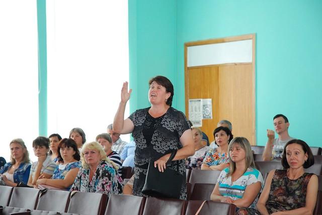 Сесія Тульчинської РДА - обрання заступника
