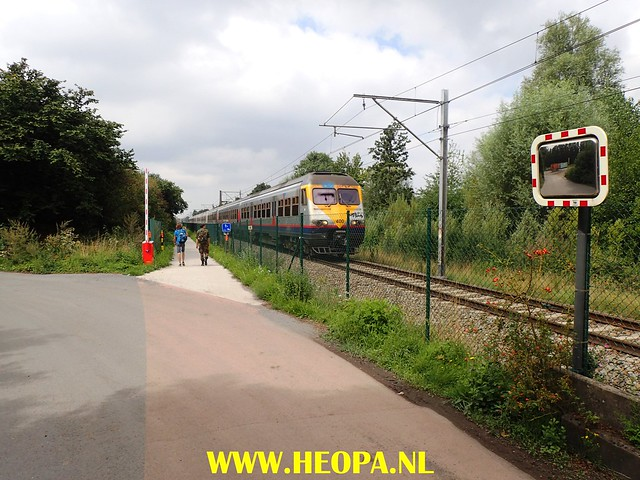 2017-08-22               Oostduinkerker     1e dag  33 km  (80)