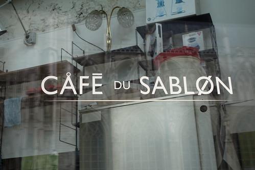 Cafe du Sablon, Brussels | by erin.niimi