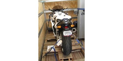 Motorkerékpárok szállítása!