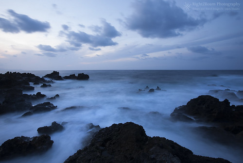 greece crete stavros akrotiri mediterranean beach longexposure blue rocky shore coast sea right2roam chania island seascape