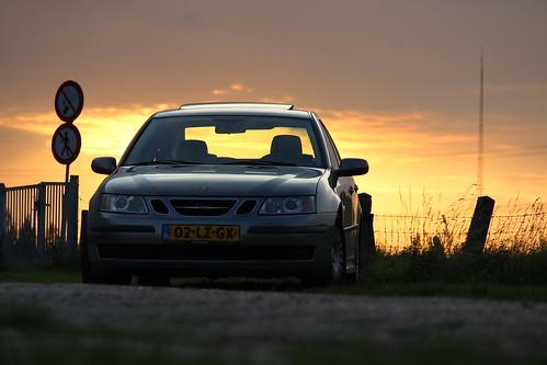 My 2003 Saab 9-3 1.8t Optic | by Dirk A.