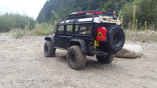 TRX4 Land Rover Defender 110 | by grimm.flickr