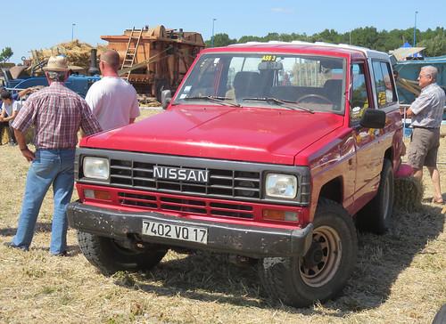 Nissan Patrol SWB (260) | by Spottedlaurel