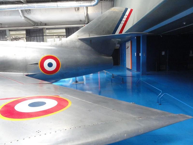 Dassault Mystere 4