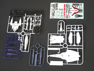 1:100 Macross (Frontier) VF-25F 'Messiah' - WiP | by dizzyfugu