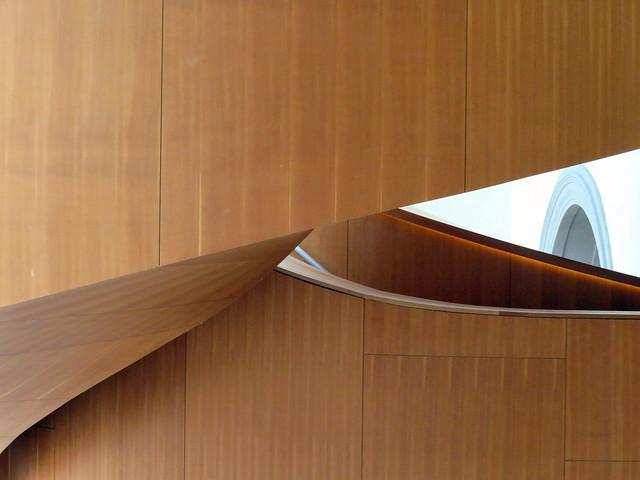 Circular Staircase, Art Gallery of Ontario, Toronto