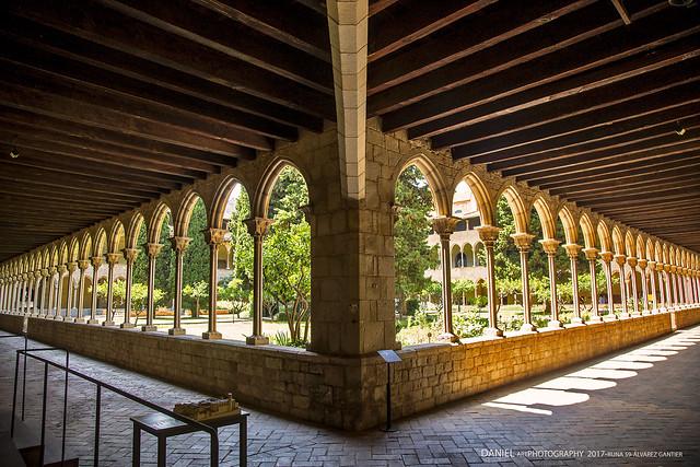 Monasterio de Pedralbes (EXPLORED)