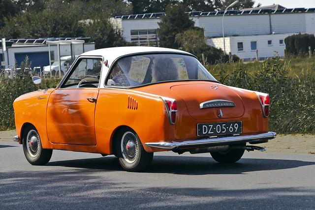 Glas Goggomobil TS 250 Coupé 1969 (7703)