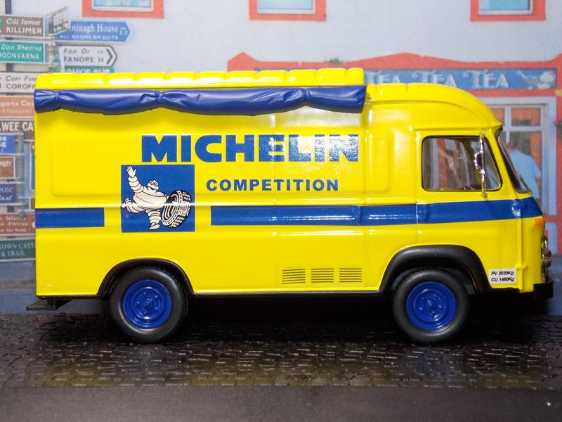 Saviem SG2 - Michelin - 1974