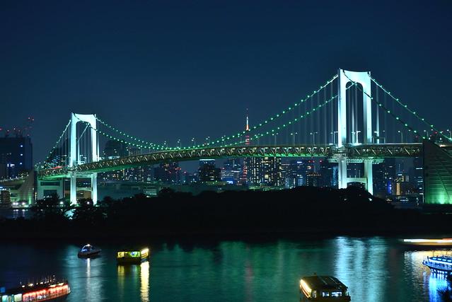 Snaps around Odaiba-Tokyo-Bayside
