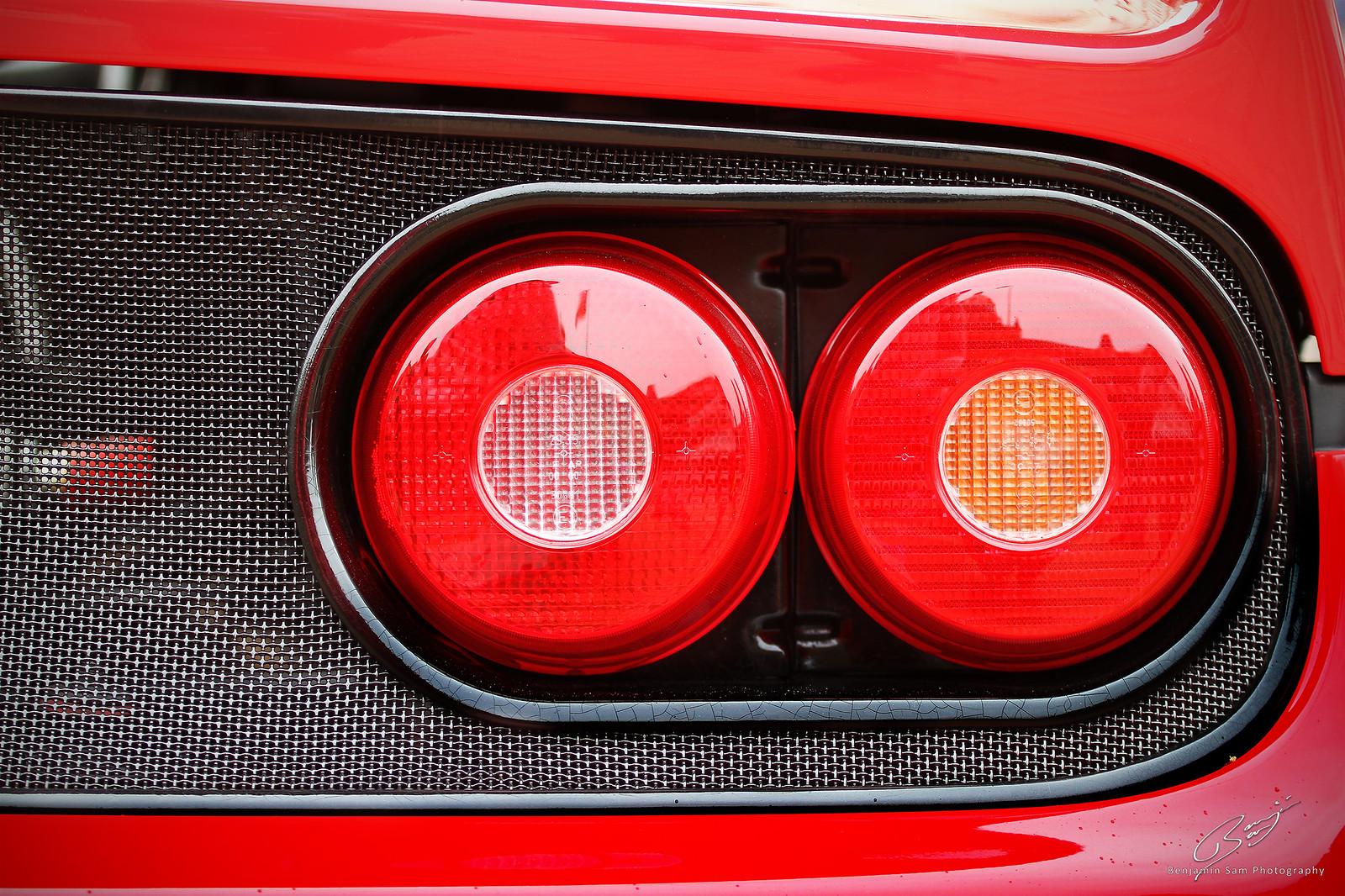 F50 Rear Lights