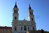 Eine unserer Reiseziele war die Wallfahrtskirche Maria Radna