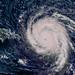 Hurricane Irma mid-day on September 6, 2017
