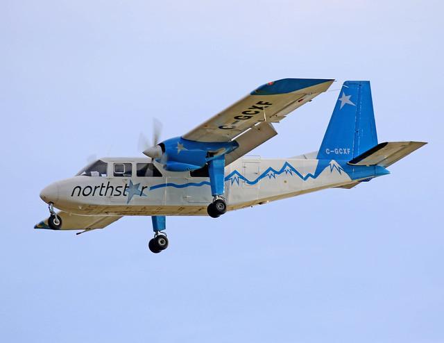Northstar Air Tours, Britten-Norman BN-2A Islander.....2017-0726-692