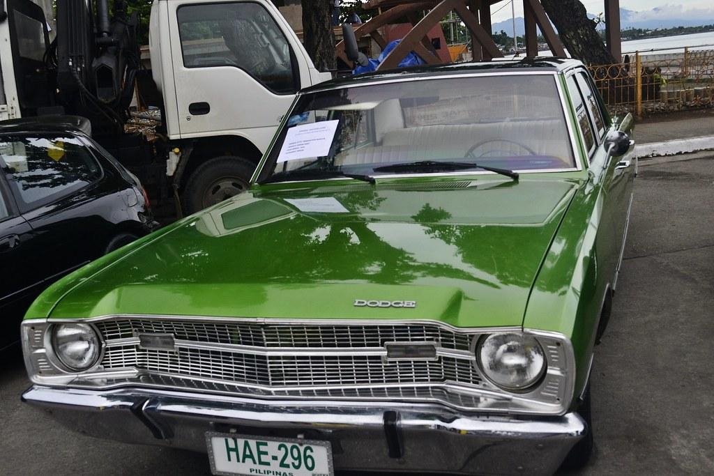 1969 Dodge Dart Philippines Ormoc City Fiesta Car Show Flickr