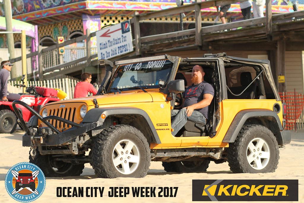 Ocean City Jeep Week >> Sunday Beach Crawl Ocean City Jeep Week 2017 Sunday Ocean Flickr
