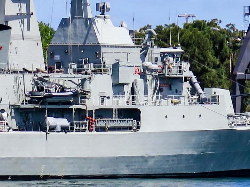 HMAS Anzac (FFH 150) 7