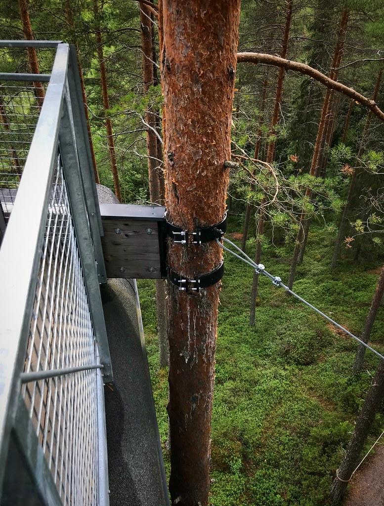 Tree Hotel Harads Sweden Marvelgulp Flickr