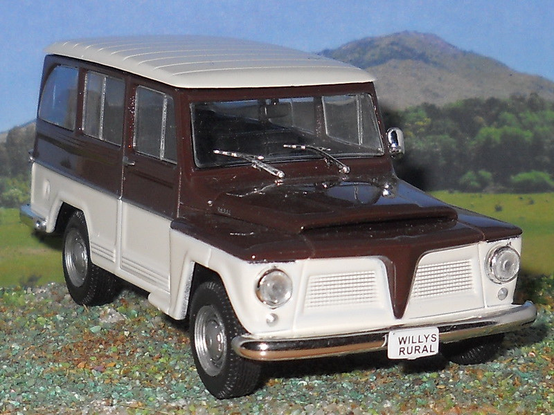 Jeep Willys Rural – 1968