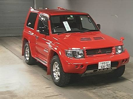 Mitsubishi Pajero Evolution - 1999