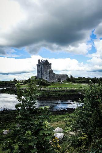 chateau castle dunguaire irlande ireland