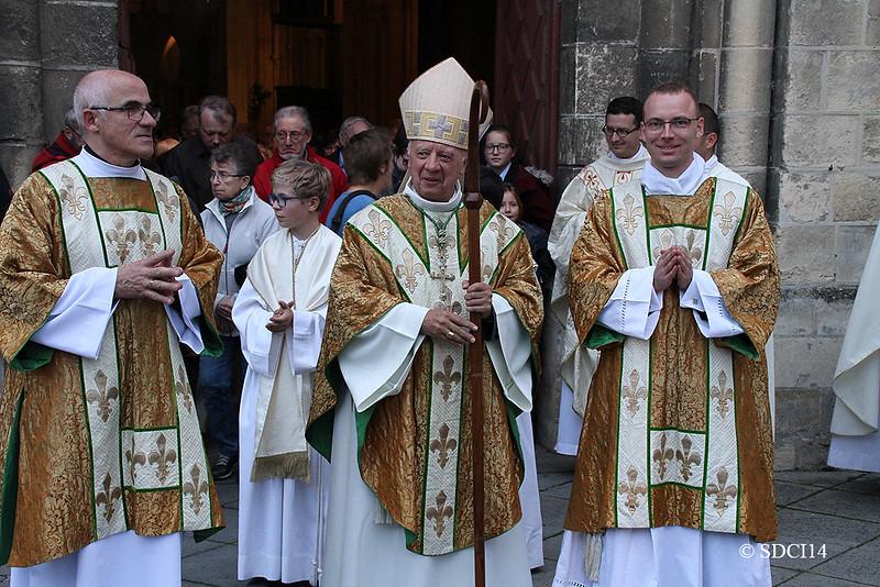 Ordination diaconale Cyrille de Frileuze