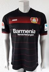Vladlen Yurchenko,  Bayer 04 Leverkusen, match worn shirt