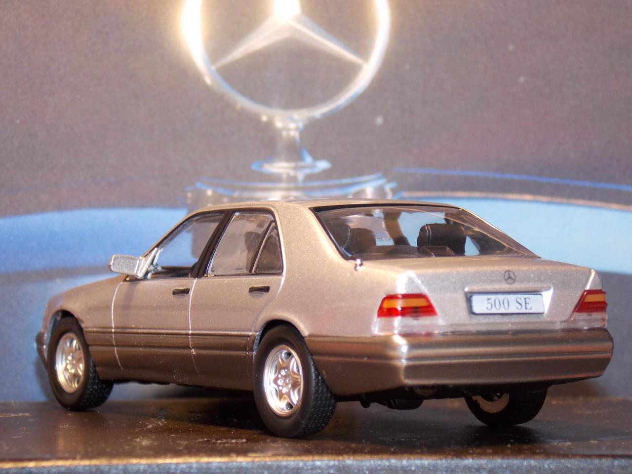 Mercedes Benz 500 SE – 1991
