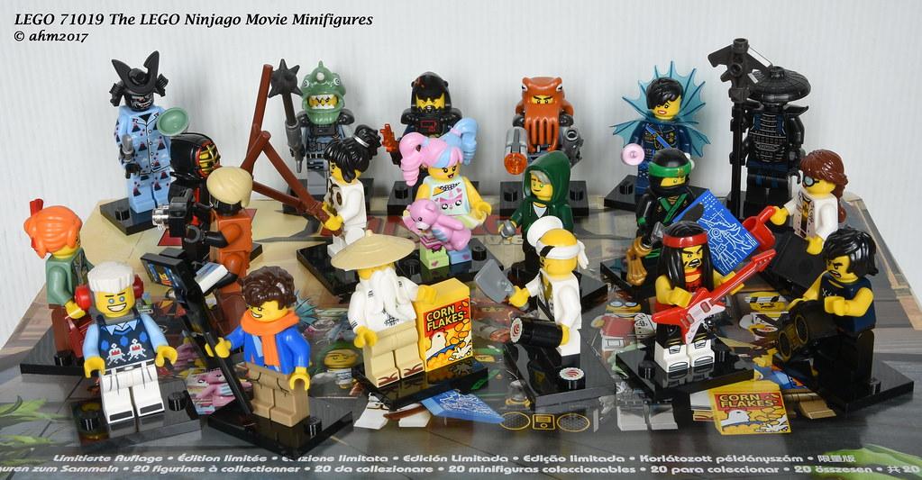 Lego 71019 The Lego Ninjago Movie Minifigures Lego 71019 T Flickr